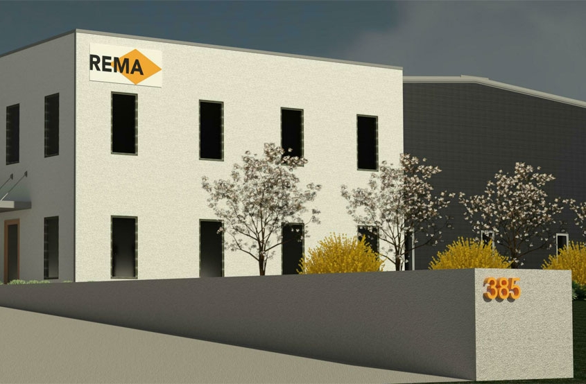 REMA USA Building