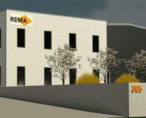 REMA USA Building