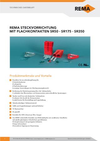 REMA Datenblatt SR50-175-350