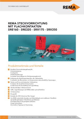 REMA Datenblatt SRE-SRX