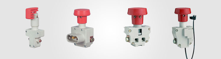 REMA emergency stop switches
